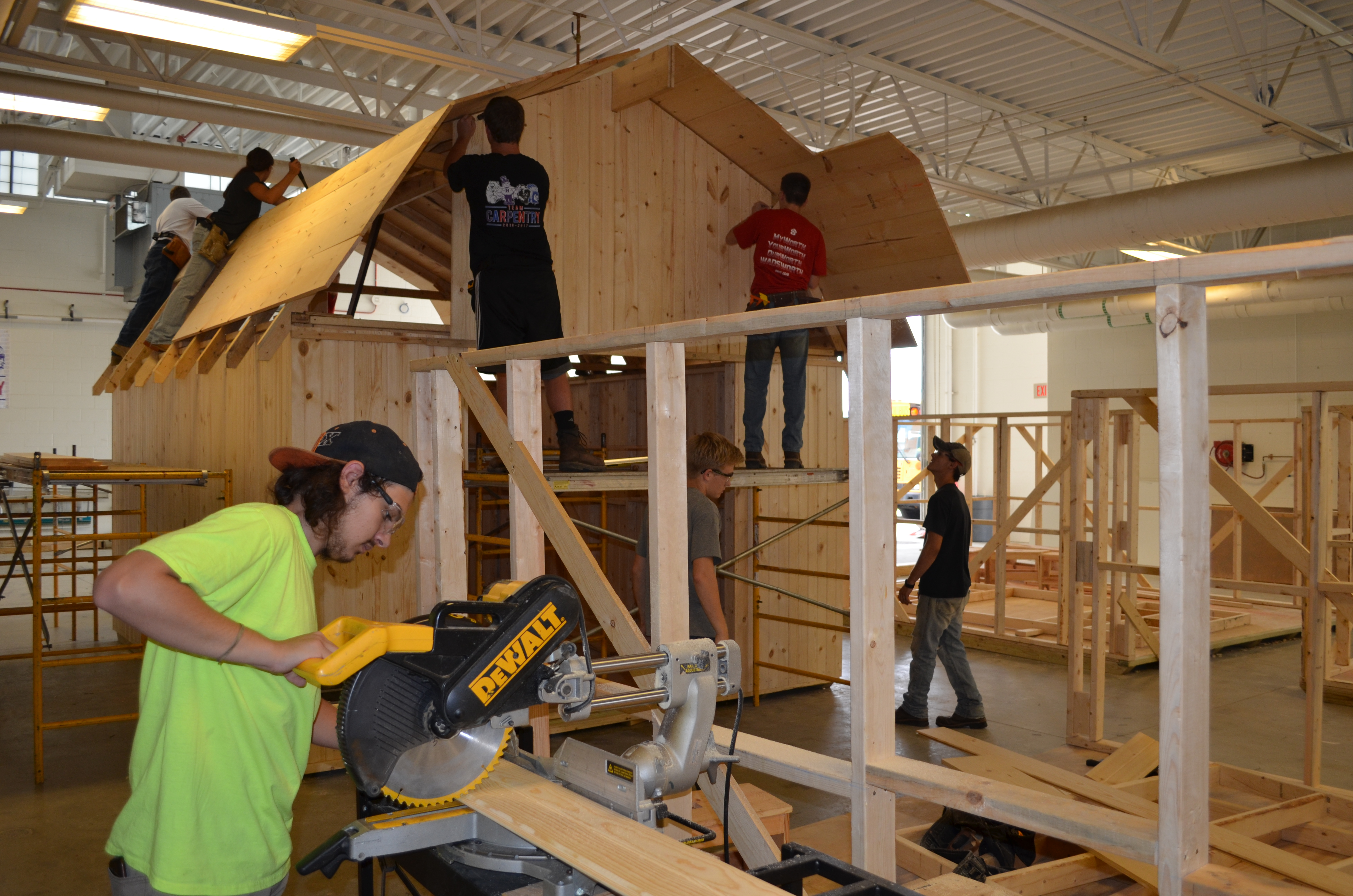 Carpentry Four Cities Educational Compact
